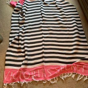 Victoria Secret Beach Blanket 2/$25
